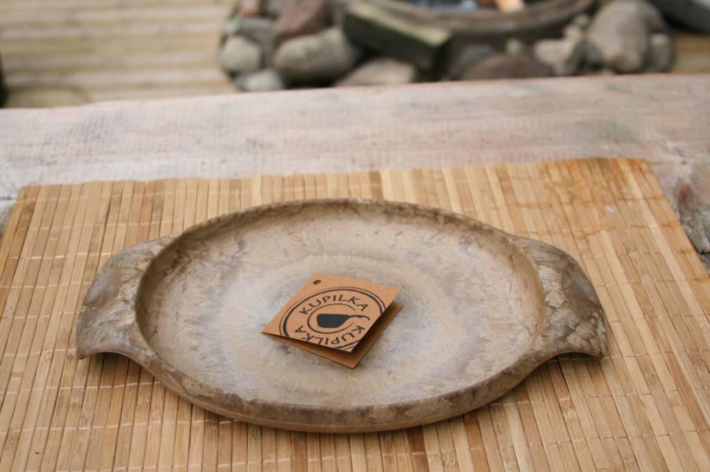 Kupilka campingservies  bruin bord 44 in verpakking