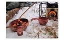 Kupilka campingservies mok rood