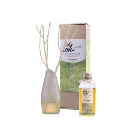 We love the planet aroma diffuser essentiële olie cadeauset in 3 geuren