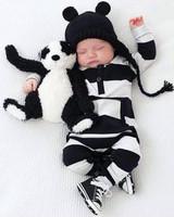 Black & White Onesie