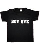The Baby Closet BOYBYE zwart