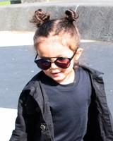 Black & brown glasses