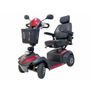 DriveMedical® Elektromobil ENVOY 6 km/h rot mit Hilfsmittelnummer