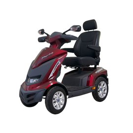 DriveMedical® Scooter PL1300 Royale- rot