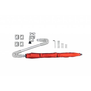 Rolko® Rollatorschirm Protektor in verschiedenen Farben