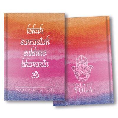 Yoga Kalender 2018