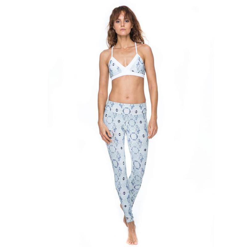 Mahi Yoga Yuki Legging Maroccan Nights