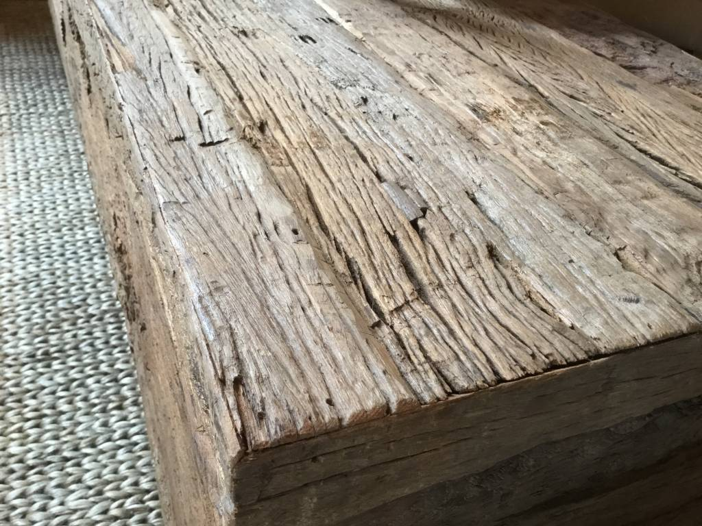 De Appelgaard Driftwood salon tafel