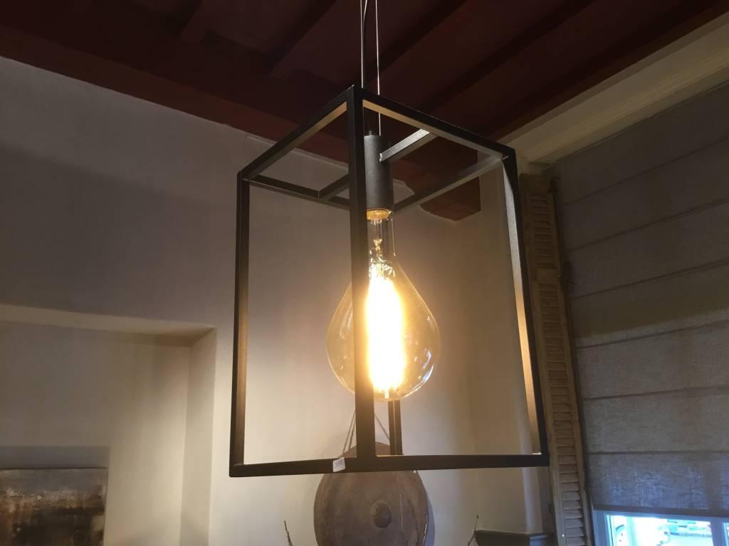 De Appelgaard Hanglamp steel in stijl