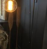 Vloerlamp steel in stijl