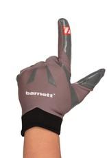 FRG-03 Migliori guanti da football americano, ricevitore, grigio
