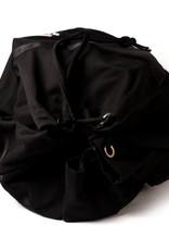 BDB-04 Sacco sportivo, taglia XL, nero