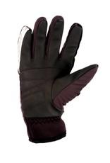 NBG-07 Guanti invernali da sci softshell, nero