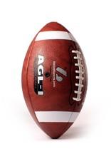 AGL-1 Pallone da football americano match, pelle composita