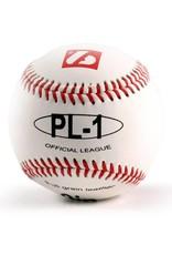 "PL-1 Palle da baseball, partita, ""Élite"", 9"", bianco, 2 pz"