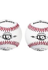 LL-1 Palle da baseball, competizione/allenamento, 9'', bianco, 2 pz