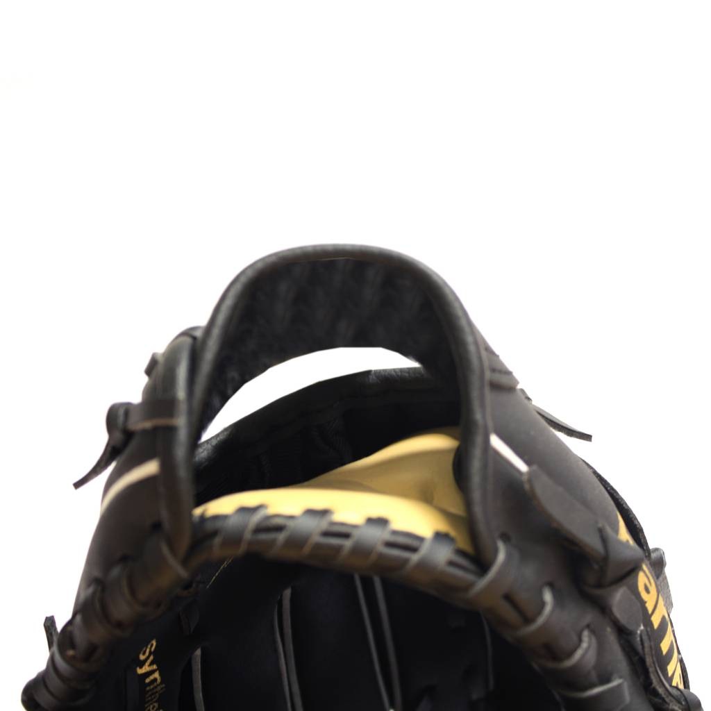 """JL-95 Guantone composito da baseball, principiante, infield, 9,5"""", nero"""