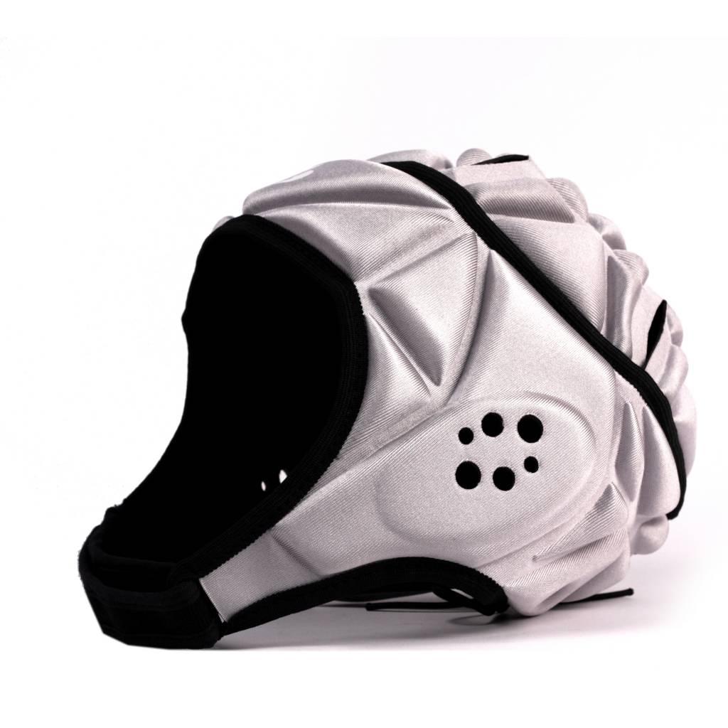 HEAT PRO casco da rugby competizione, grigio