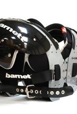 Z-430 III Paraspalle da football americano, HB-FB-LB-TE-DL, elite