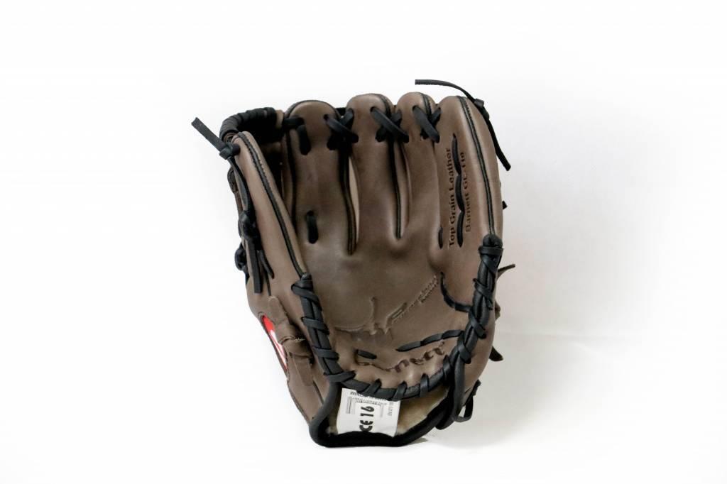 """GL-110 Guantone da baseball, competizione, infield, 11"""", Marrone"""