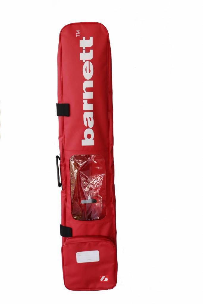 barnett SMS-05 Borsa da biathlon, taglia senior, rosso