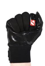 barnett FRG-01 Guantes de fútbol americano para receptor, negro