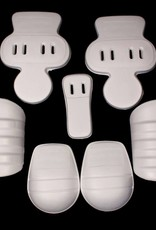 barnett FKA-03 kit protecciones, 7 piezas, senior, lineman (FTP-03, FKP-03, FHP-03)