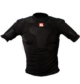 barnett RSP-PRO Hombreras de rugby, pro, 5 protecciones almohadillas