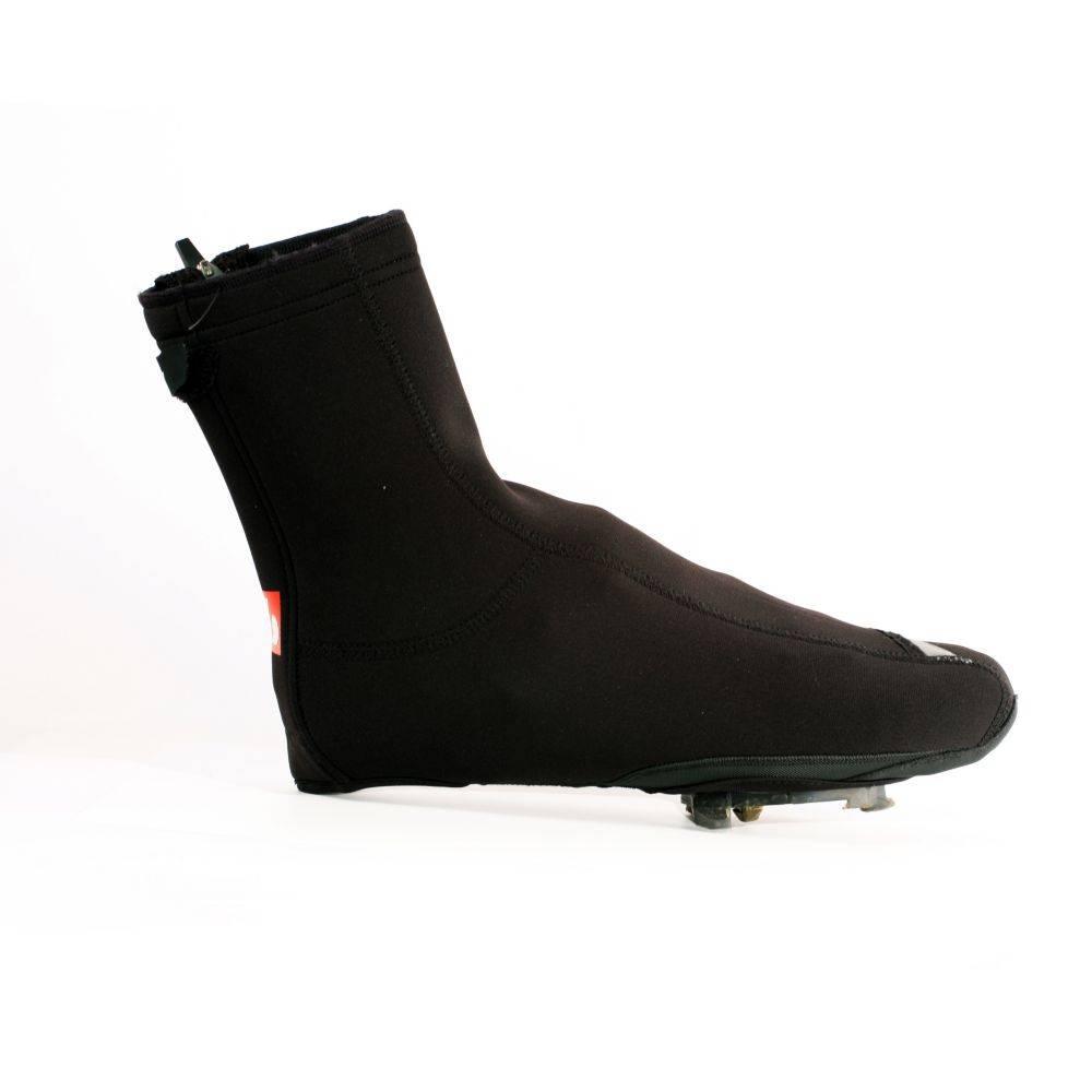 barnett BSP-03 Cubre zapatillas, negro. Calientes y hidrófugos.