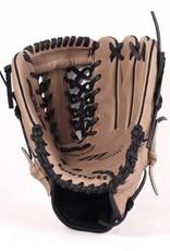 "barnett SL-110 Guante de béisbol cuero infield/outfield 11"", para diestros RH, marrón"