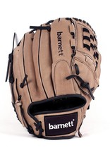 "barnett SL-120 Guante de béisbol cuero infield/outfield 12"", marrón"
