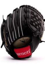 "barnett JL-102 Guante de béisbol compuesto, Infield, Tamaño 10,25 "", Negro"