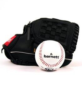 barnett GBJL-4 Kit de béisbol guante, pelota, Junior