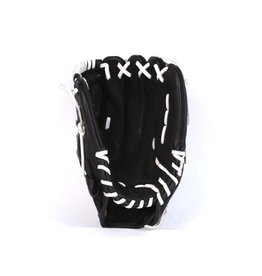 """barnett GL-125 Guante de beisbol de competición, cuero, outfield 12,5"""", negro"""