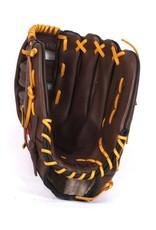 """barnett GL-127 Guante de beisbol de competición, cuero, outfield 12,7"""", marrón"""