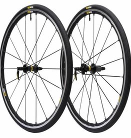 barnett Mavic Aksium élite bicicleta 25 (x2)