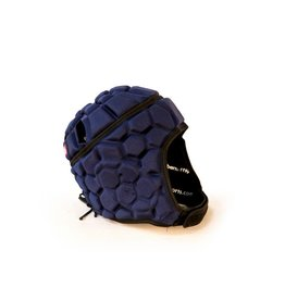 barnett HEAT PRO Casco de rugby para la competición,azul marino