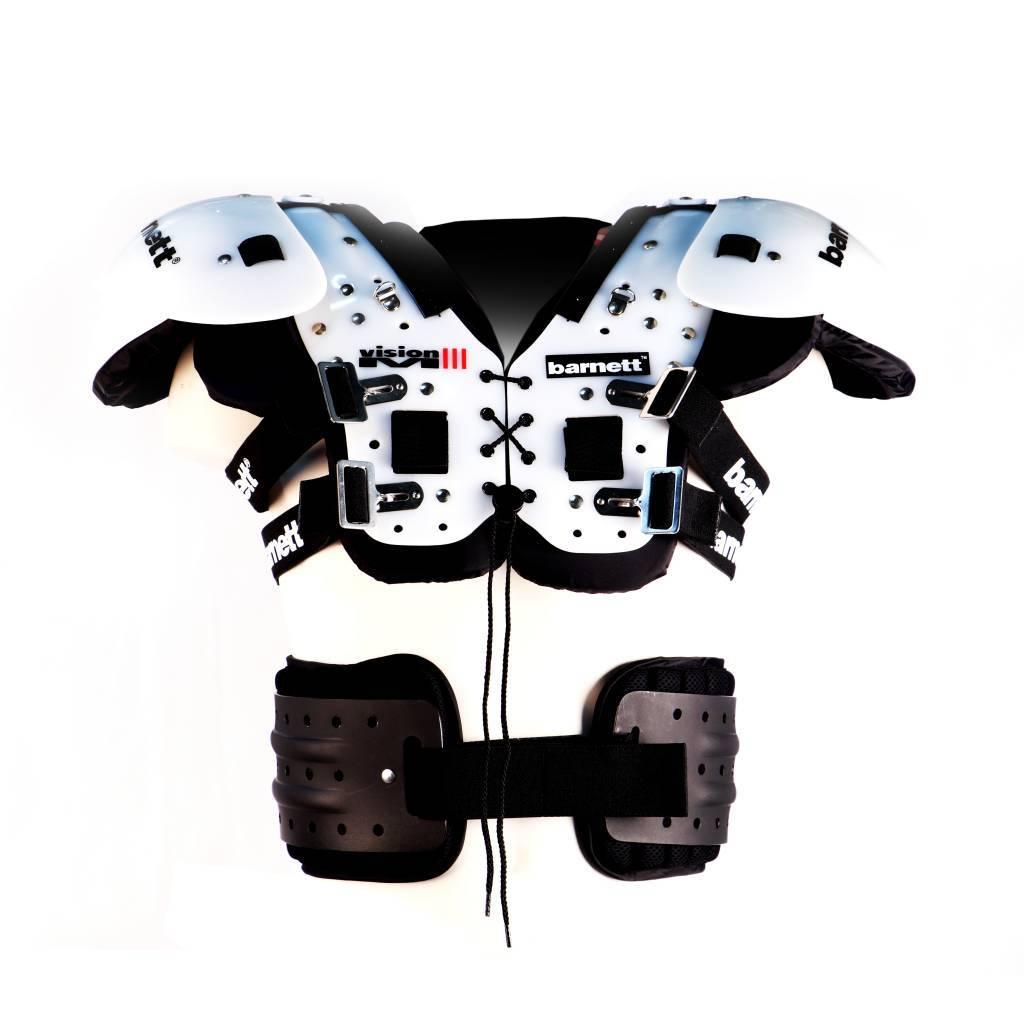 barnett MBP-01 Protección de las costillas y la placa de espalda