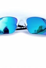 barnett GLASS-1  Gafas de sol blancas deportivas, Blancas