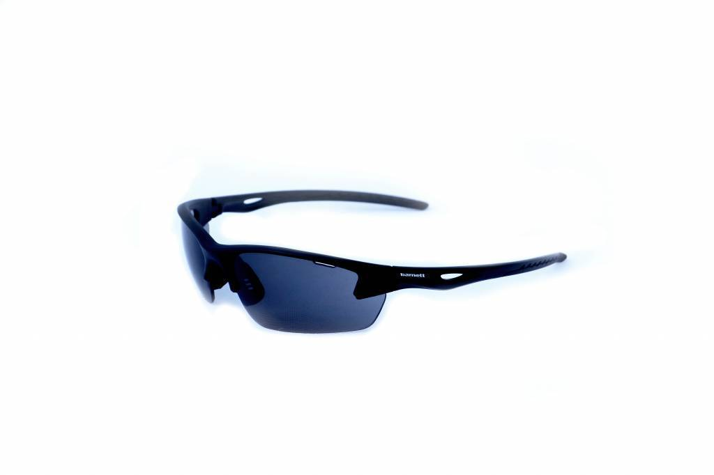 barnett GLASS-1 Gafas de sol deportivas,  Negras