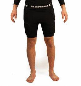 barnett FS-06 Pantalones de compresión, 5 piezas integradas, para el fútbol americano