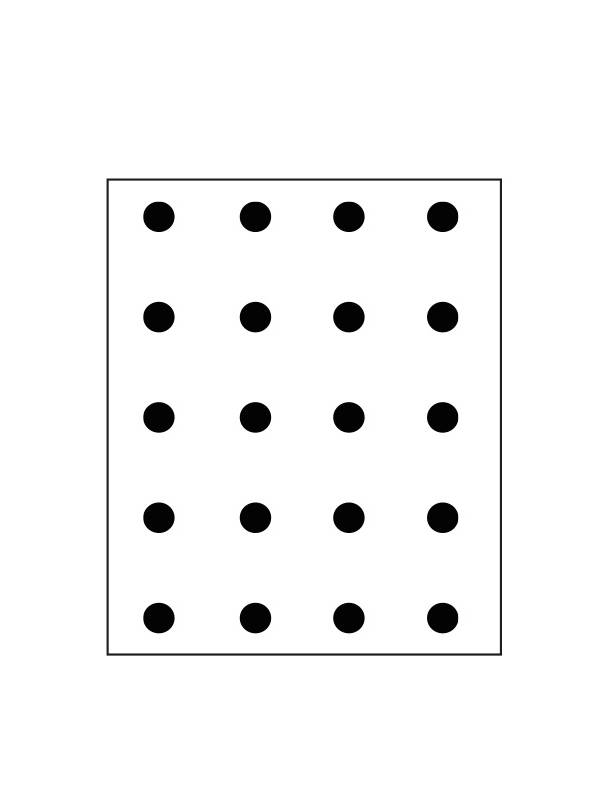Muurstickers Polka dots
