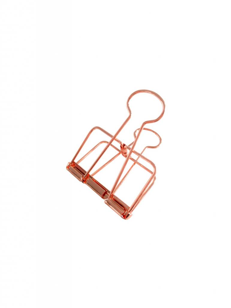 Binder Clips Copper XL