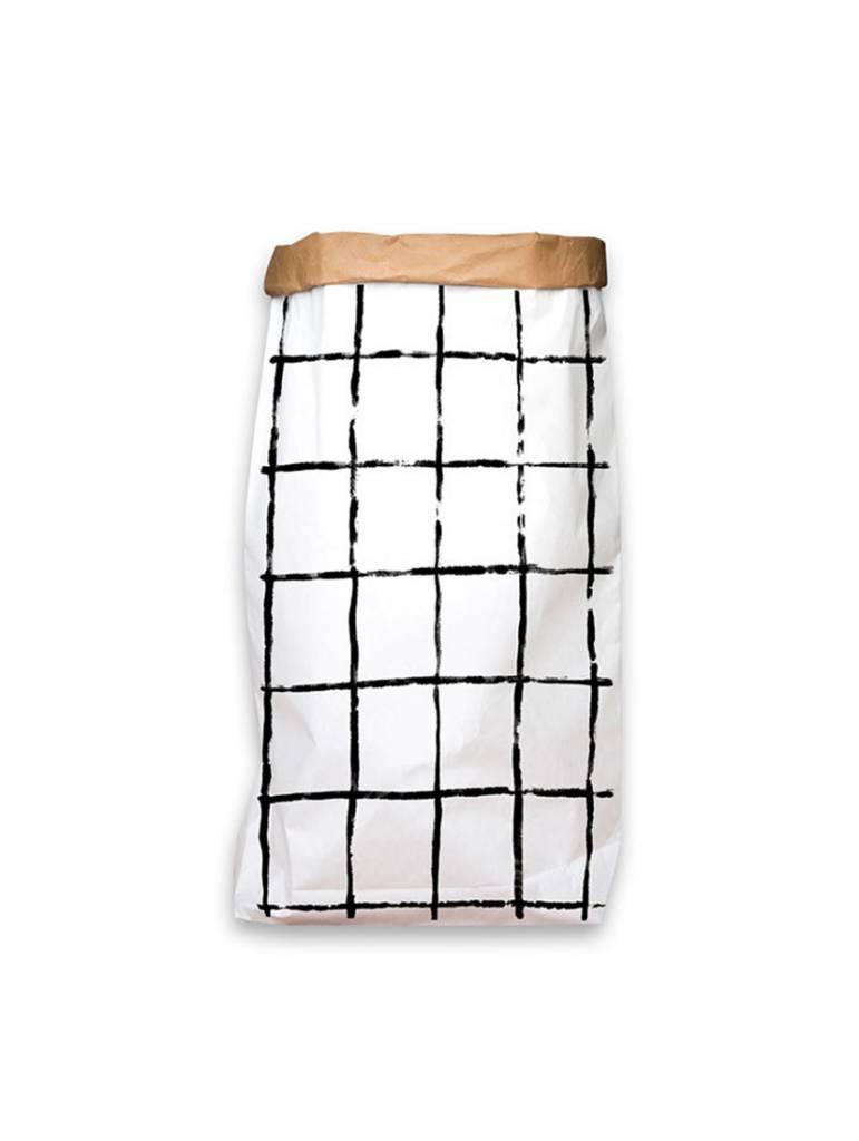 Paperbag XXL Grid