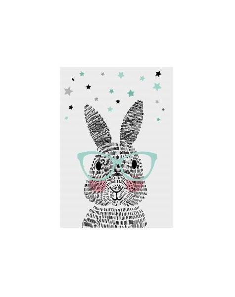 Kaart Mr. Rabbit