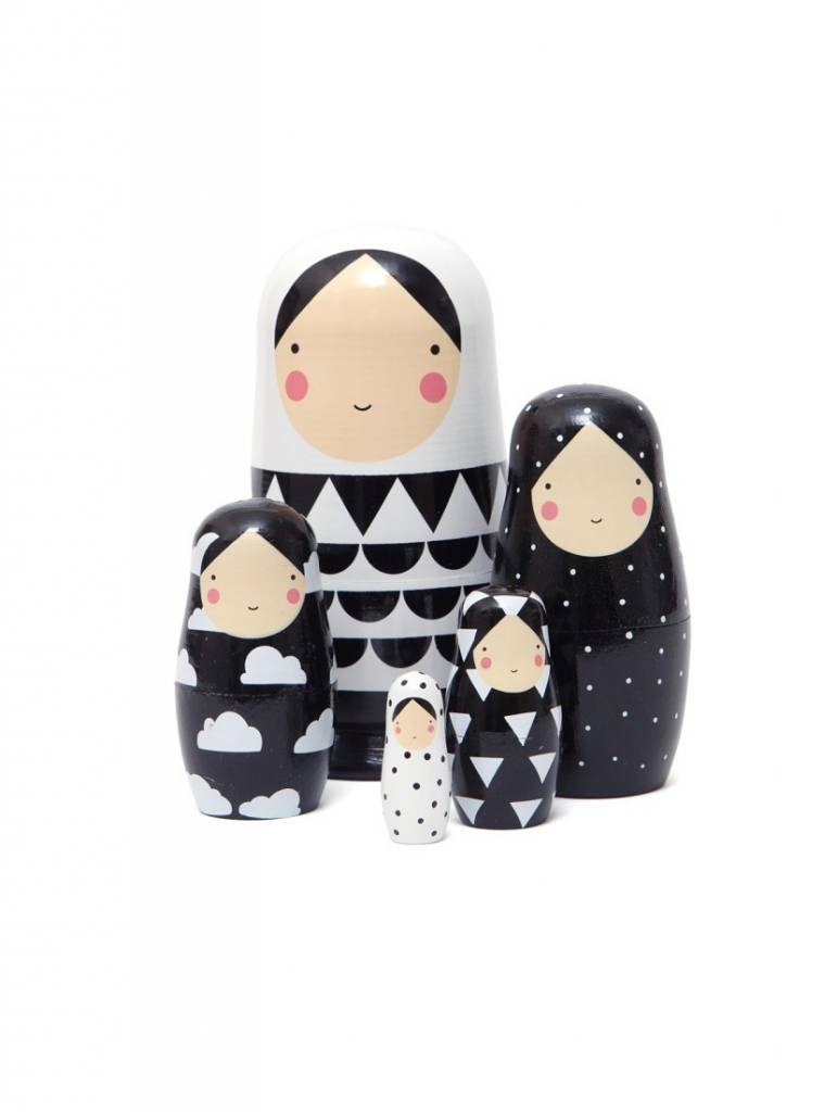 Nesting dolls - Babushka's
