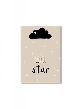 Kaart Little Star