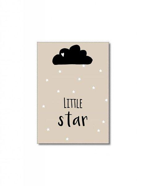 Kaart Little Star