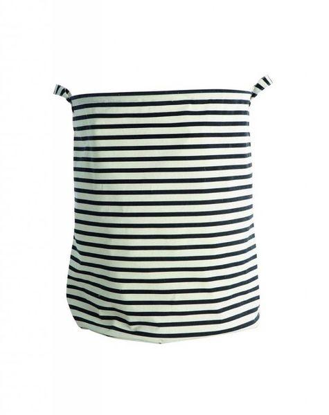 Opbergmand/wasmand stripes