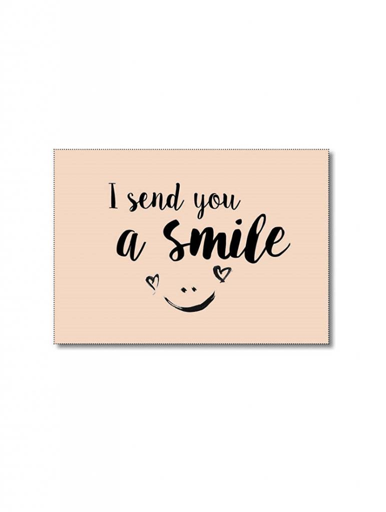 Kaart Smile